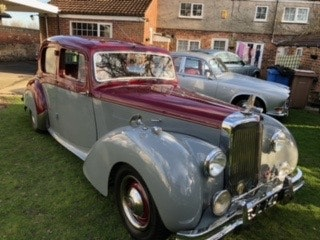 Picture of 1952 Alvis TA21  Saloon in beautiful condition. For Sale