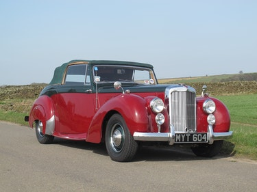 Picture of 1952 Alvis TA21 Three Position Drophead Coupe For Sale by Auction