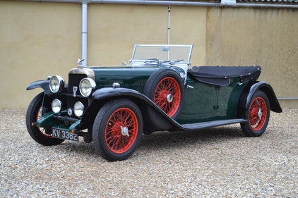 Picture of 1932 Alvis Firefly Tourer For Sale by Auction