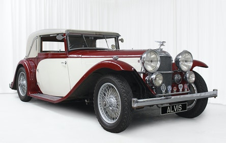 Picture of 1934 SPEED 20 SB FHC BY CHARLESWORTH For Sale