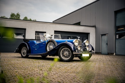 Picture of 1936 Alvis Speed 20 SD Tourer For Sale