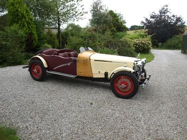 Picture of 1935 Alvis Speed 20 Special For Sale