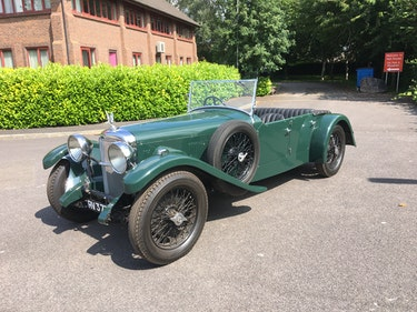 Picture of 1933 Alvis Speed 20 SA Cross and Ellis 4 Door 4 Seater Tourer For Sale