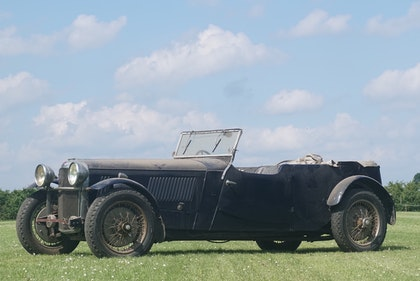 Picture of 1935 Alvis Speed 20 For Sale