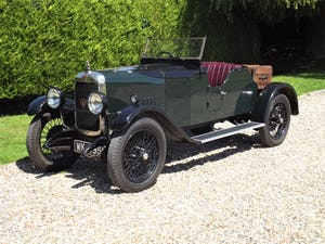 1928 Alvis 12/50 Two Seater Special For Sale (picture 2 of 28)
