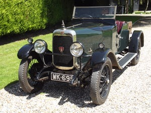 1928 Alvis 12/50 Two Seater Special For Sale (picture 3 of 28)