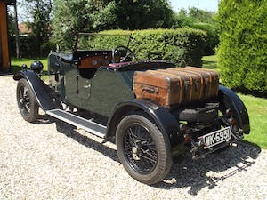 1928 Alvis 12/50 Two Seater Special For Sale (picture 4 of 28)