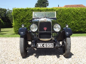 1928 Alvis 12/50 Two Seater Special For Sale (picture 7 of 28)