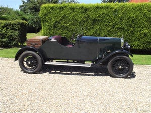 1928 Alvis 12/50 Two Seater Special For Sale (picture 12 of 28)