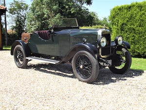 1928 Alvis 12/50 Two Seater Special For Sale (picture 14 of 28)