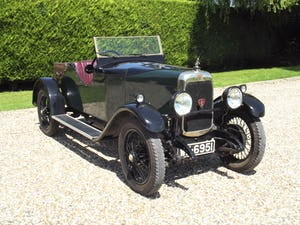 1928 Alvis 12/50 Two Seater Special For Sale (picture 16 of 28)