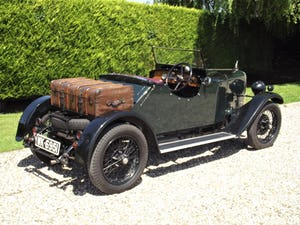 1928 Alvis 12/50 Two Seater Special For Sale (picture 23 of 28)