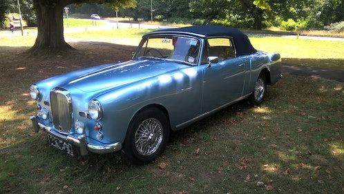 Picture of 1961 Alvis TD21 DHC For Sale