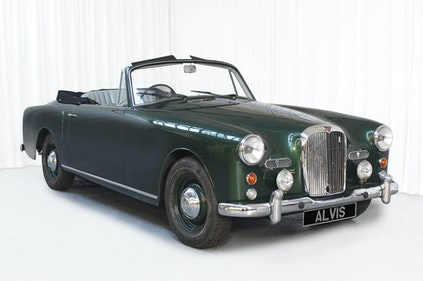 Picture of 1962 TD21 DHC BY PARK WARD For Sale
