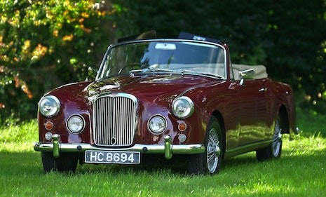 Picture of 1962 Alvis TD21 Convertible For Sale