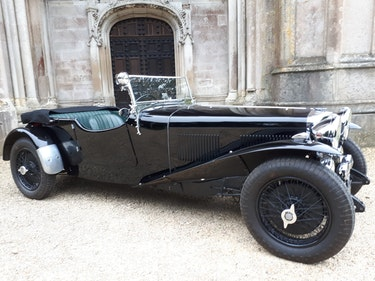 Picture of 1932 Alvis Speed 20 Tourer with Speed 25 engine For Sale