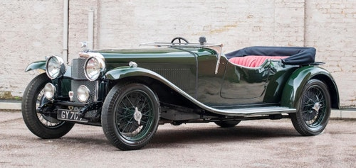 Picture of 1932 Alvis Speed 20 SA Series Tourer by Vanden Plas For Sale