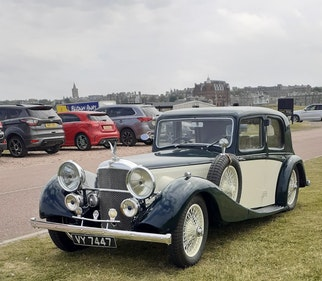 Picture of 1936 Alvis Speed 20  Charlesworth Saloon For Sale