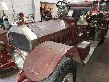 Picture of 1917 American lafrance For Sale