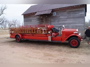 1929 American LaFrance Fire Truck For Sale (picture 1 of 6)
