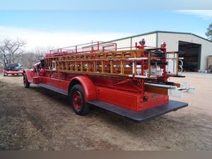 1929 American LaFrance Fire Truck For Sale (picture 3 of 6)