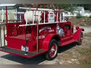 1926 Chevrolet Obenchain-Boyer Fire Truck For Sale (picture 3 of 6)
