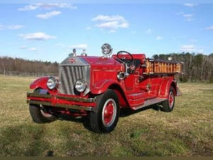1929 American LaFrance L-351 Fire Truck For Sale (picture 2 of 6)