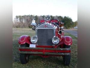 1929 American LaFrance L-351 Fire Truck For Sale (picture 3 of 6)