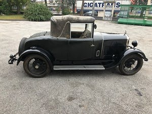 1926 Amilcar - Type G spider Carr.Weimann For Sale (picture 3 of 6)