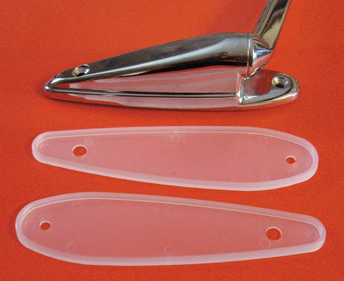 Wingard Mirror Gasket - NEW Remanufactured For Sale (picture 1 of 3)