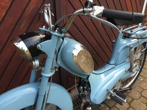Peugeot Moped For Sale (picture 3 of 4)