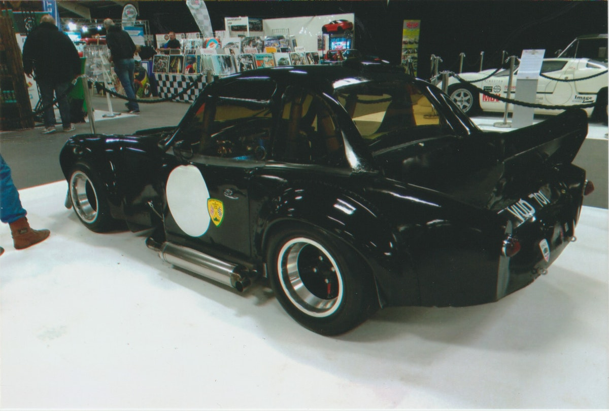 1963 Historic Race Car, the HMA Turner Ford Mk11  VUD 701 For Sale (picture 7 of 7)
