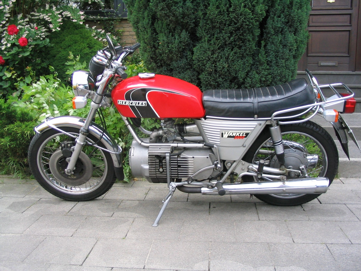 1975 Hercules Rotary Wankel W2000 For Sale (picture 1 of 8)