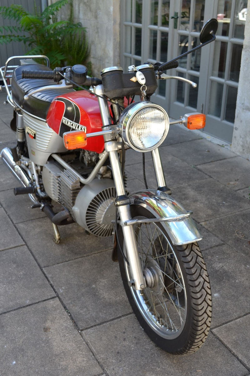 1975 Hercules Rotary Wankel W2000 For Sale (picture 2 of 8)
