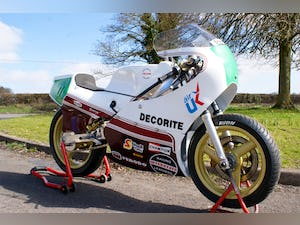 1986 Decorite Harris Rotax Race Bike For Sale (picture 2 of 4)