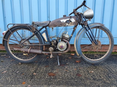 Picture of 1936 Monet Goyon S3 in original condition runs and ride For Sale