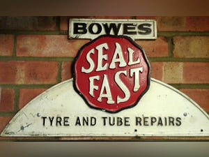 Bowes sign For Sale (picture 1 of 1)