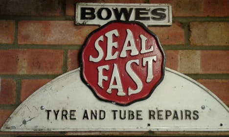 Picture of Bowes sign For Sale