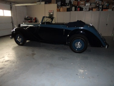 Picture of 1950 Armstrong Siddeley Hurricane For Sale