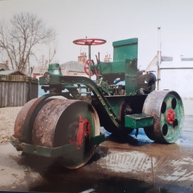 Picture of 1932 Aveling Barford, Road Roller  For Sale
