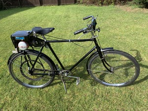 1959 Cyclaid cyclemotor in hercules frame For Sale (picture 1 of 5)