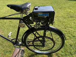 1959 Cyclaid cyclemotor in hercules frame For Sale (picture 2 of 5)