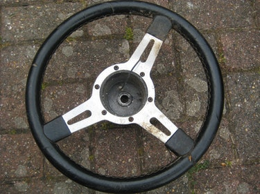 Picture of Steering Wheel For Sale