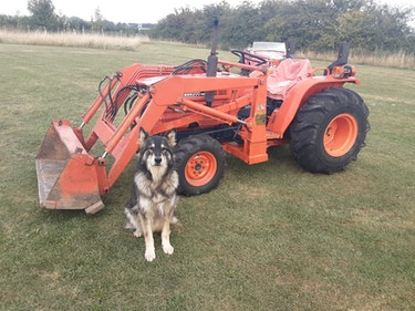 Picture of 1992 Kubota B8200 HST 4WD Tractor For Sale