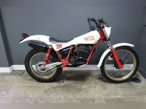 1985 Aprillia TX 240 Twin Shock Trials Bike , Remarkable For Sale (picture 1 of 7)