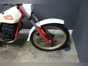 1985 Aprillia TX 240 Twin Shock Trials Bike , Remarkable For Sale (picture 3 of 7)