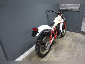 1985 Aprillia TX 240 Twin Shock Trials Bike , Remarkable For Sale (picture 5 of 7)