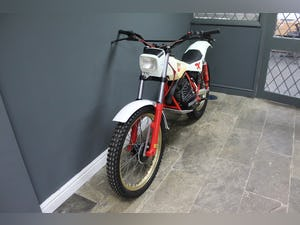 1985 Aprillia TX 240 Twin Shock Trials Bike , Remarkable For Sale (picture 7 of 7)
