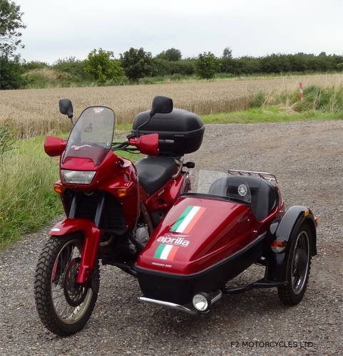 1997 Aprilia Pegaso 650 Sidecar outfit, MOTed and ready to ride SOLD (picture 6 of 6)