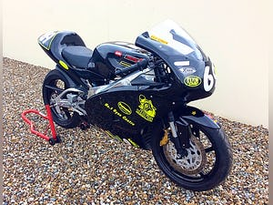 2007 Aprilia RS 125 RACE BIKE 69 EX BILLY DONNAN For Sale (picture 1 of 11)